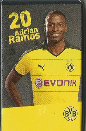 Adrian Ramos - Dortmund advent calendar