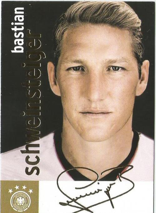 Bastian Schweinsteiger - DFB card 2015-16 1