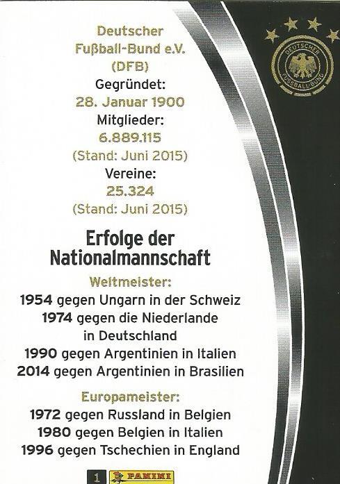 DFB 2015-16 card 2