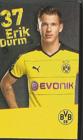 Erik Durm - Dortmund advent calendar