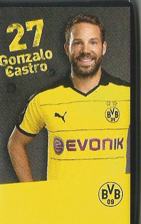 Gonzalo Castro - Dortmund advent calendar
