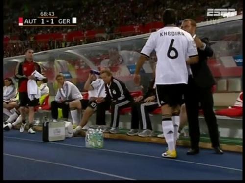 Hansi Flick – Austria v Germany 1