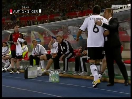 Hansi Flick – Austria v Germany 2