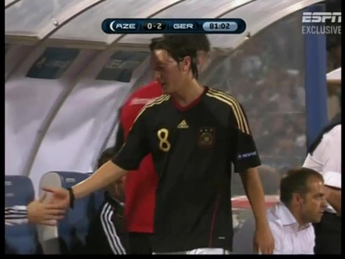 Hansi Flick – Azerbaijan v Germany (2011) 2