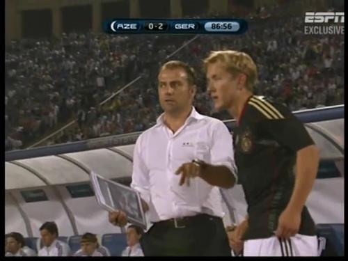 Hansi Flick – Azerbaijan v Germany (2011) 3