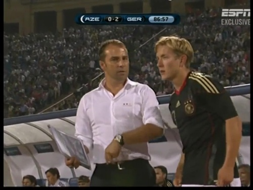 Hansi Flick – Azerbaijan v Germany (2011) 4