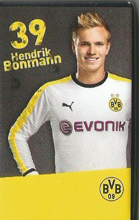 Hendrik Bonmann - Dortmund advent calendar
