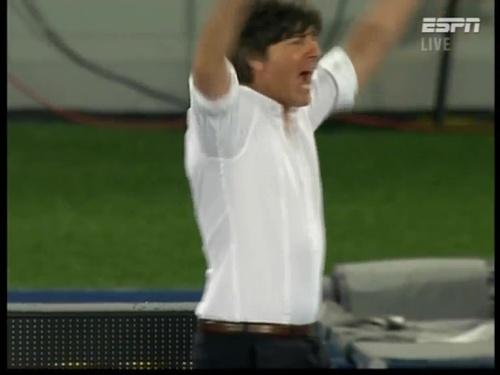 Joachim Löw – Austria v Germany  16