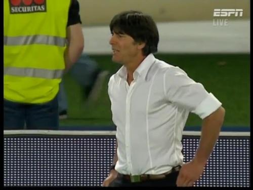 Joachim Löw – Austria v Germany 29