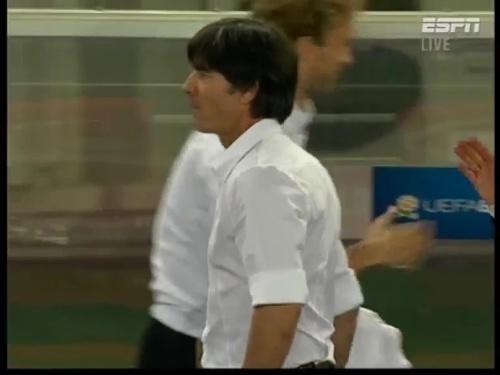 Joachim Löw – Austria v Germany 35
