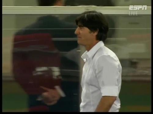 Joachim Löw – Austria v Germany 37