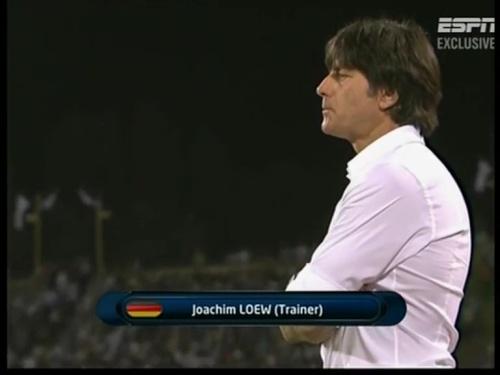 Joachim Löw – Azerbaijan v Germany (2011) 1
