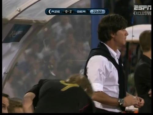 Joachim Löw – Azerbaijan v Germany (2011) 11