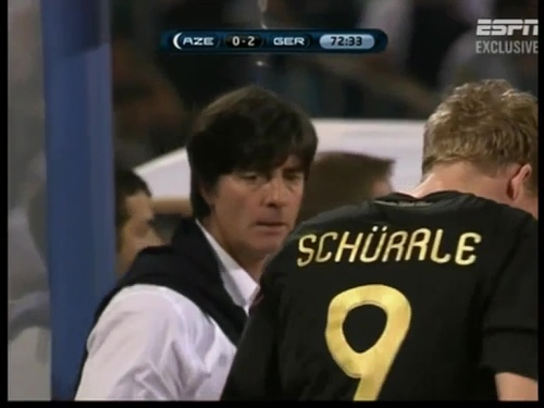 Joachim Löw – Azerbaijan v Germany (2011) 12