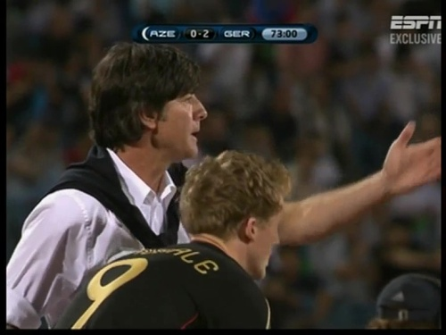 Joachim Löw – Azerbaijan v Germany (2011) 13