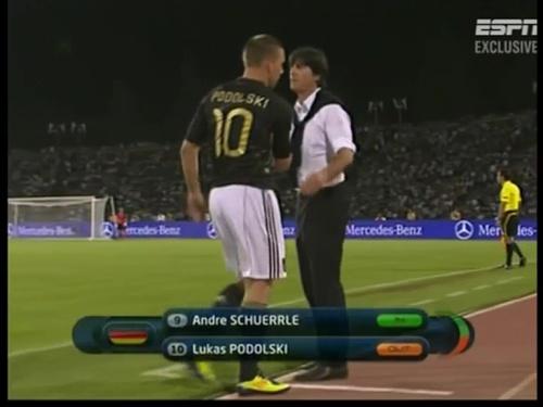 Joachim Löw – Azerbaijan v Germany (2011) 15
