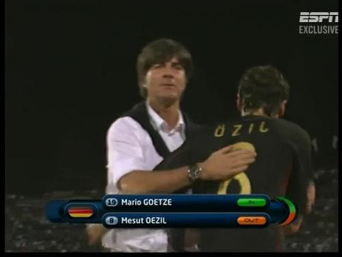 Joachim Löw – Azerbaijan v Germany (2011) 17