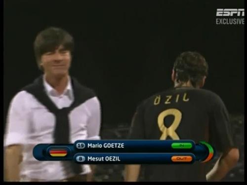 Joachim Löw – Azerbaijan v Germany (2011) 18