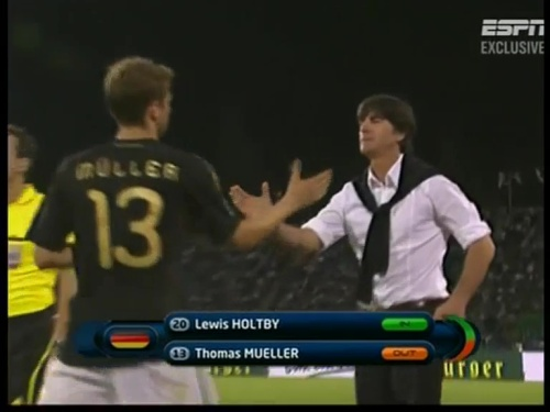 Joachim Löw – Azerbaijan v Germany (2011) 19