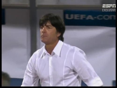 Joachim Löw – Azerbaijan v Germany (2011) 2