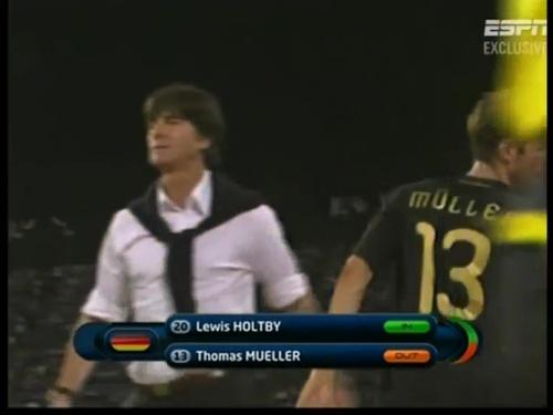 Joachim Löw – Azerbaijan v Germany (2011) 20
