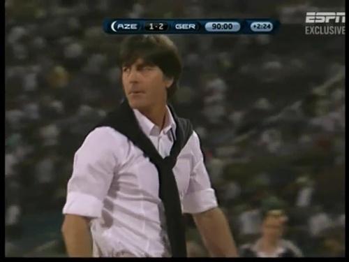 Joachim Löw – Azerbaijan v Germany (2011) 22