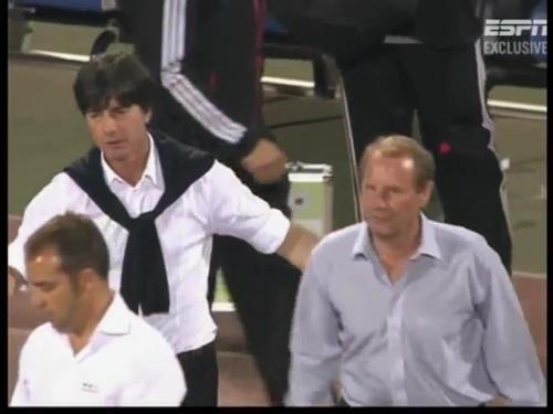 Joachim Löw – Azerbaijan v Germany (2011) 25