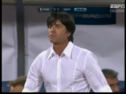 Joachim Löw – Azerbaijan v Germany (2011) 3