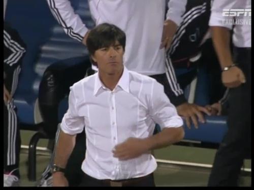 Joachim Löw – Azerbaijan v Germany (2011) 6