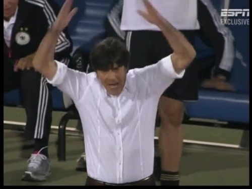 Joachim Löw – Azerbaijan v Germany (2011) 7