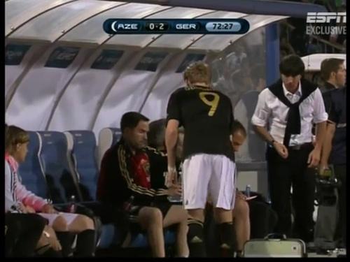 Joachim Löw – Azerbaijan v Germany (2011) 9