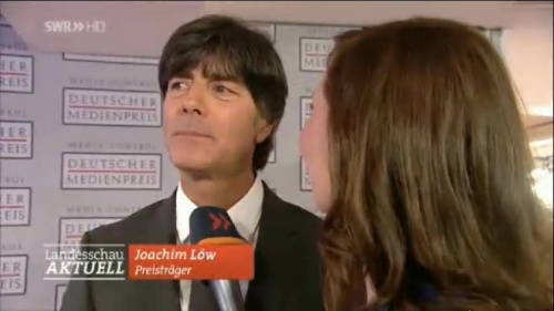 Joachim Löw – Deutscher Medienpreis 2015