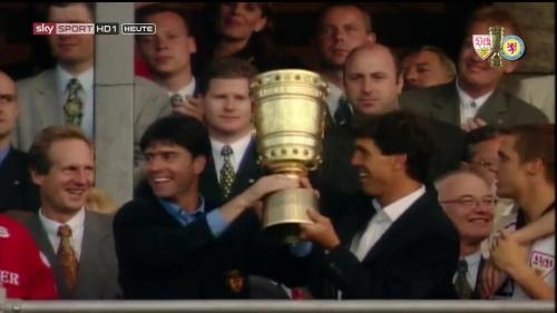 Joachim Löw – DFB Pokal Final 1996-97 1