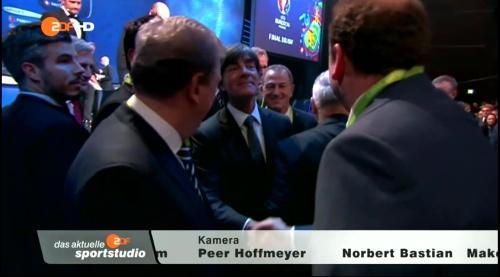 Joachim Löw – EM 2016 draw 6