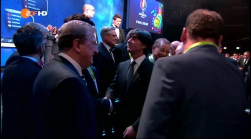 Joachim Löw – EM 2016 draw 8