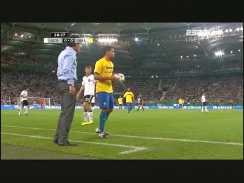 Joachim Löw – Germany v Brazil 10