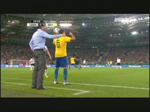 Joachim Löw – Germany v Brazil 11