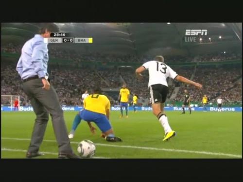 Joachim Löw – Germany v Brazil 12