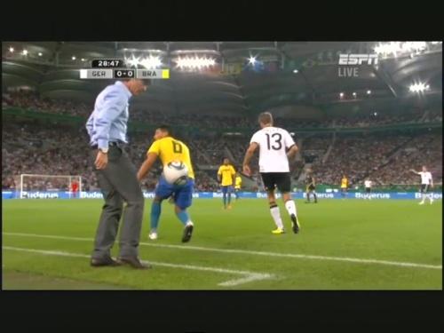 Joachim Löw – Germany v Brazil 13