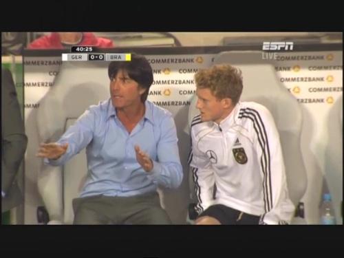 Joachim Löw – Germany v Brazil 21