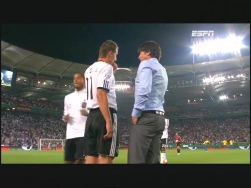 Joachim Löw – Germany v Brazil 24