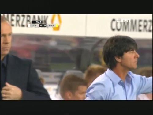 Joachim Löw – Germany v Brazil 3