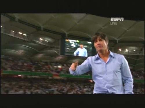 Joachim Löw – Germany v Brazil 44