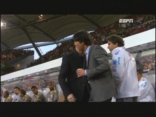 Joachim Löw – Germany v Brazil 48