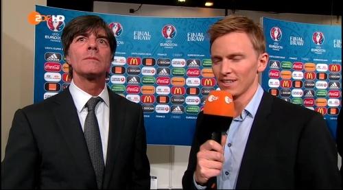Joachim Löw - heute Sport Interview 1
