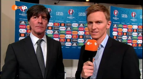 Joachim Löw - heute Sport Interview 2