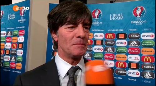 Joachim Löw - heute Sport Interview 3