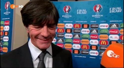 Joachim Löw - heute Sport Interview 4