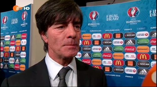 Joachim Löw - heute Sport Interview 5