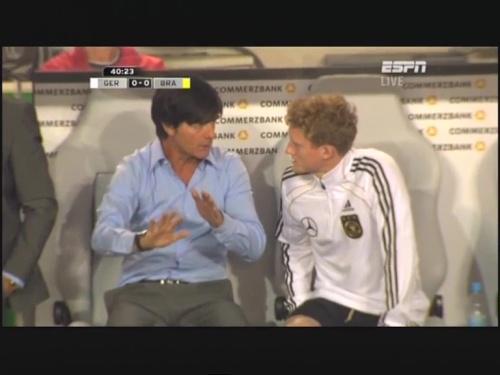 Joachim Löw – Germany v Brazil 18
